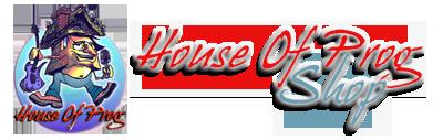 House of Prog Shop