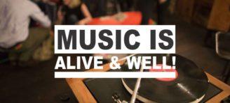 Music Is Alive & Well with Nick Katona