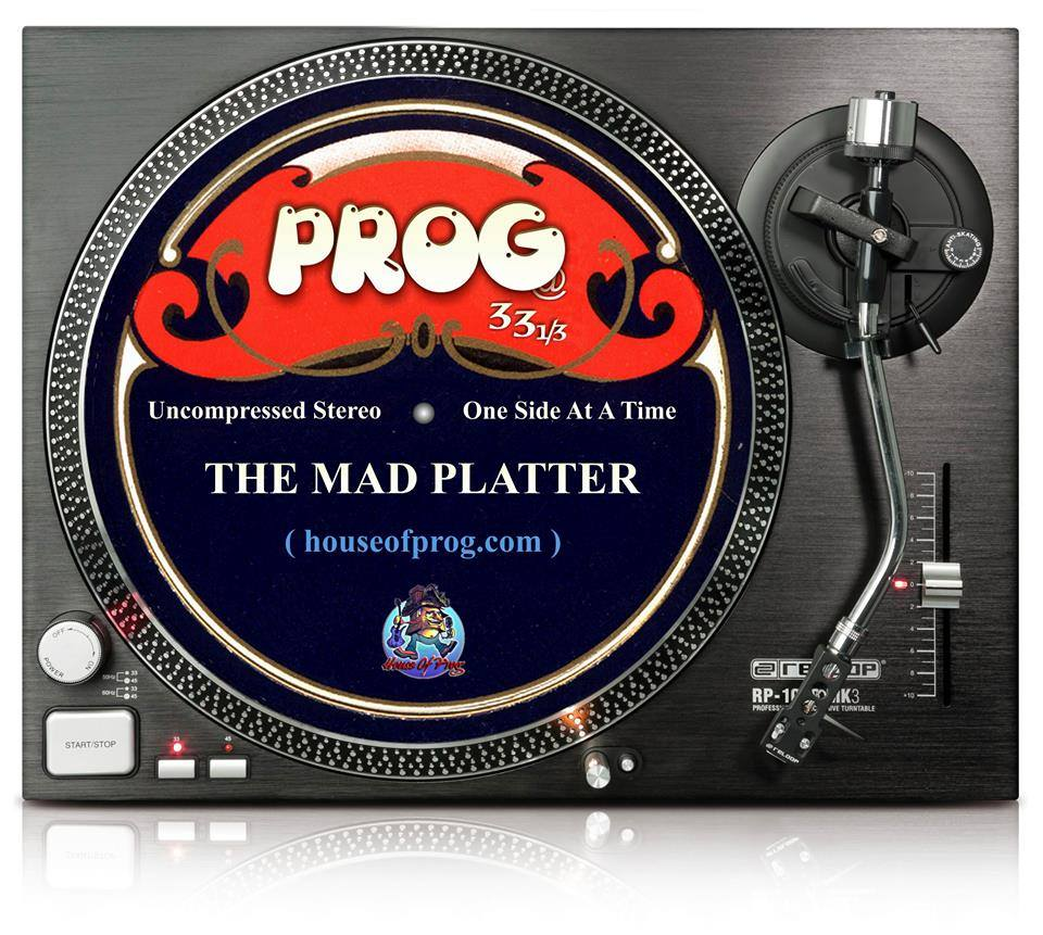Prog @ 33 1/3 with The Mad Platter