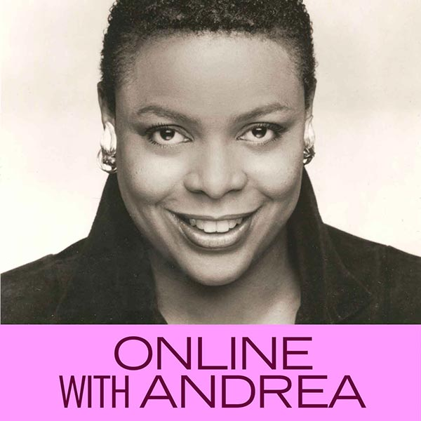Online With Andrea with Host Andrea Garrison