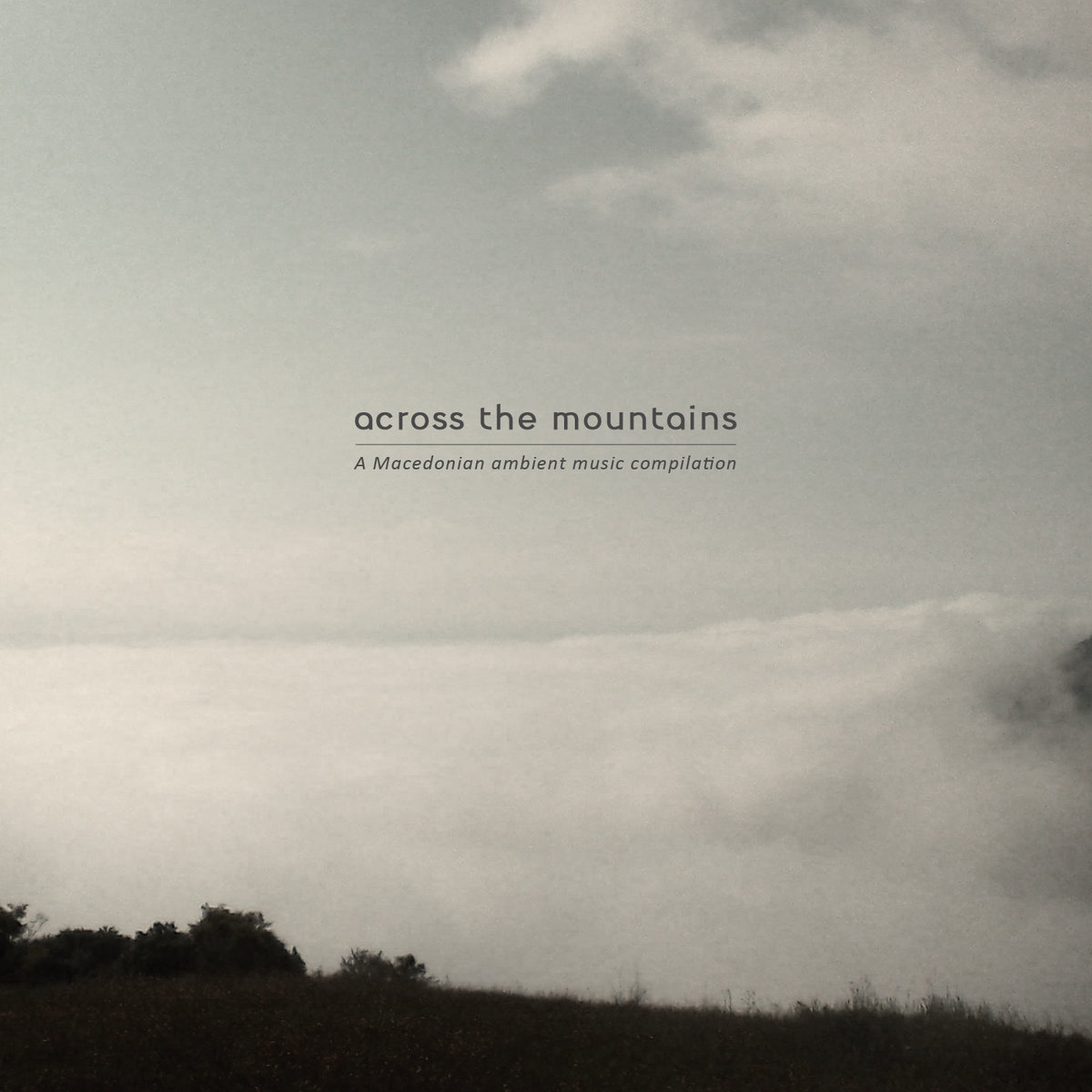 Various Artists: Across the Mountains (2014)