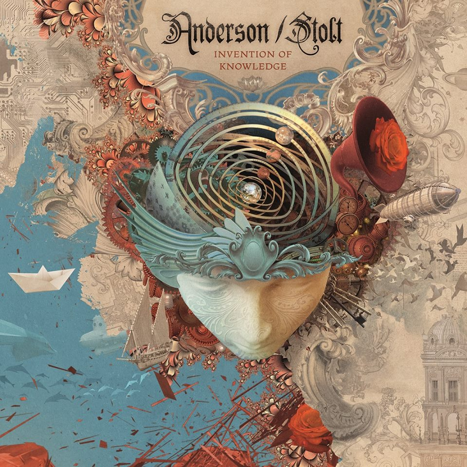 Anderson/Stolt – Invention Of Knowledge (2016)