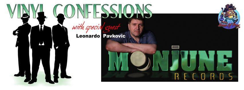 Vinyl Confessions with Leonardo Pavkovic