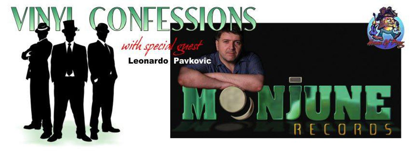 Leonardo Pavkovic of MoonJune Records