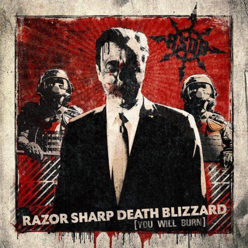 Razor Sharp Death Blizzard: You Will Burn (2016)