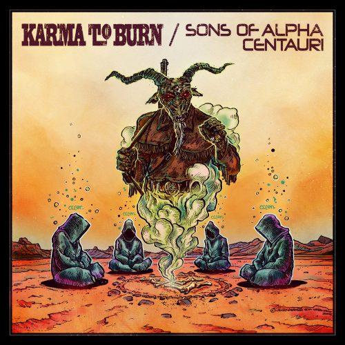 Karma to Burn / Sons of Alpha Centauri: Trilogy Boxset (2017)