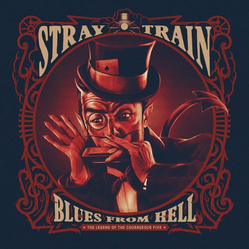 Stray Train: Blues From Hell (2017)