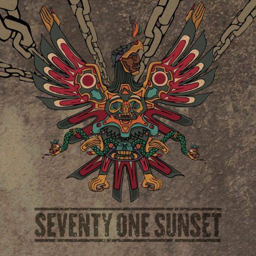 Seventy One Sunset: Bitter Earth (2015)