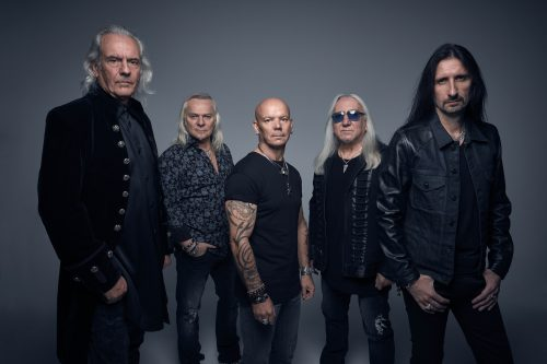 Uriah Heep: New dates added to North American tour