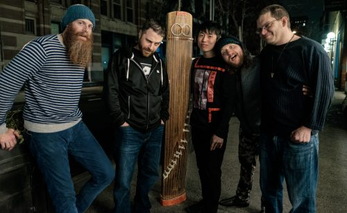 Edensong unveils new lineup and announces North American and UK tour dates