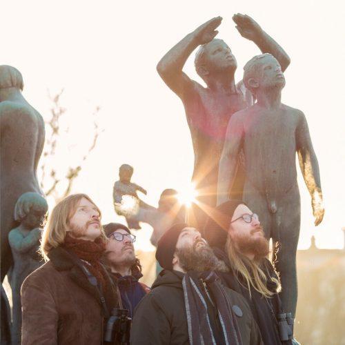"Tusmörke premiere new album ""Fjernsyn i Farver"" via The Obelisk"