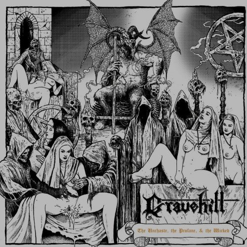 Gravehill: The Unchaste, the Profane, & the Wicked (2018)