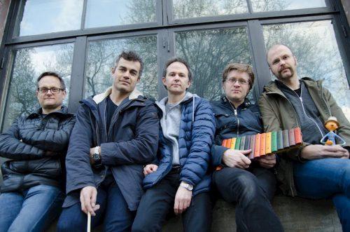"Panzerpappa set to release single ""Belgerisk Impro"""