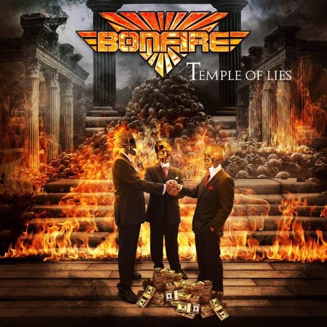 Bonfire: Temple of Lies (2018)
