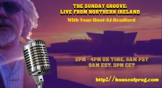 THE SUNDAY GROOVE: LIVE FROM NORTHERN IRELAND