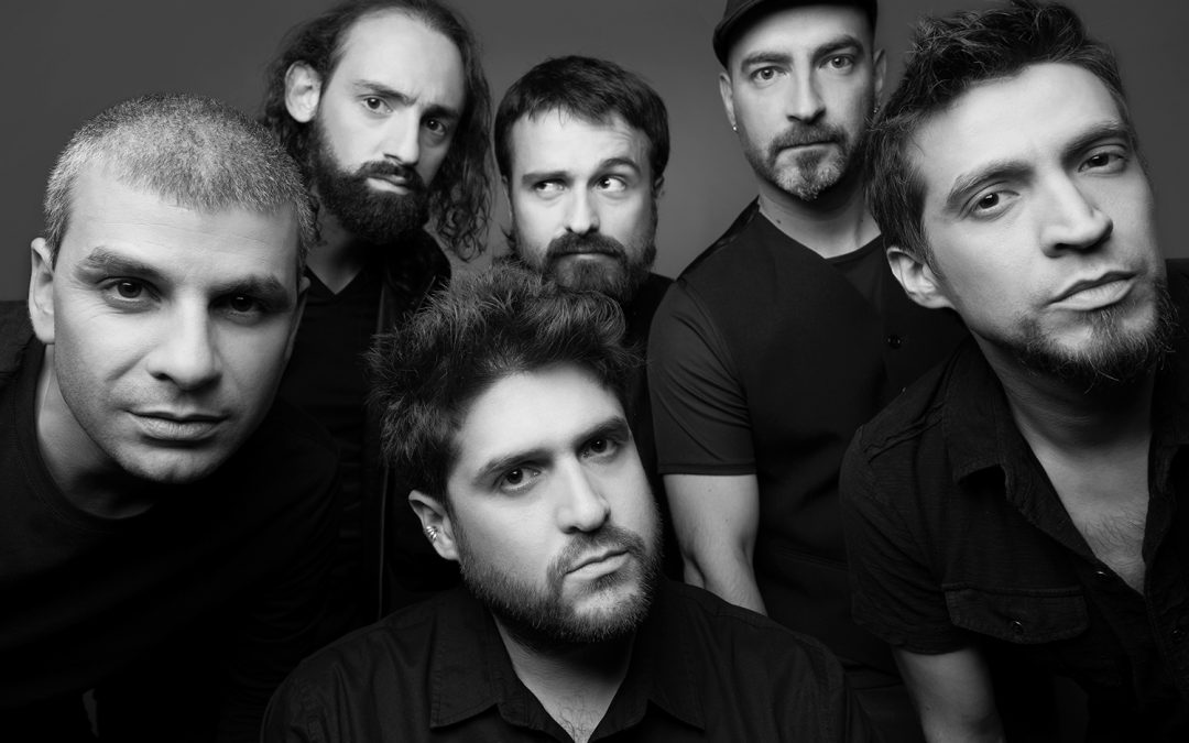 """Aisles release """"Live from Estudio del Sur"""""""