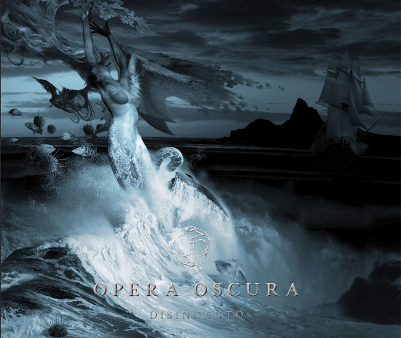 "Opera Oscura release CD edition of debut album ""Disincanto"""