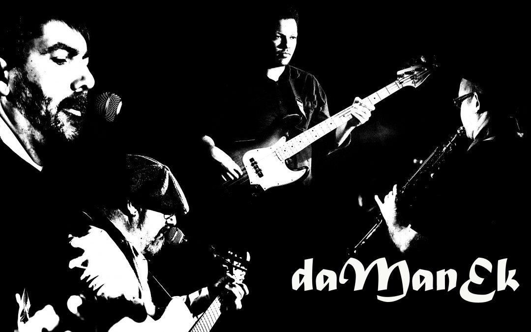 "Damanek set to release ""In Flight"""