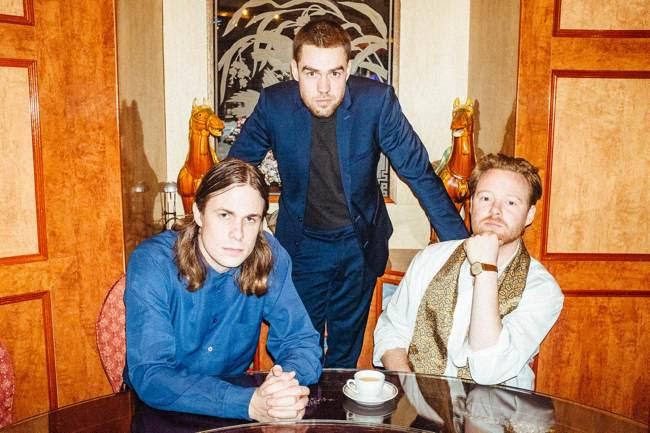 The Entrepreneurs release new single 'Joaquin'