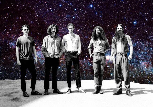 Love Machine premieres video for new single 'Solar Phallus'