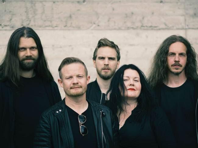 Madder Mortem premiere new single 'Liberator'