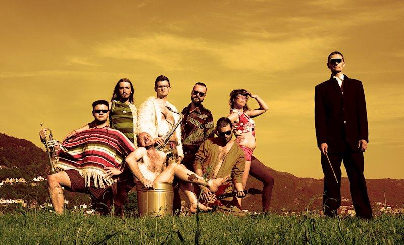 Det Skandalöse Orkester set to release new single 'Ukomfortabel'
