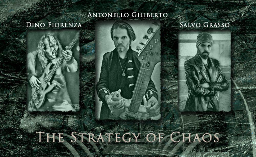 "Antonello Giliberto set to release ""The Strategy of Chaos"""