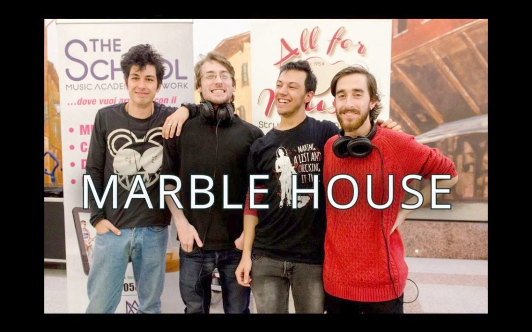 "Marble House release ""Embers"""