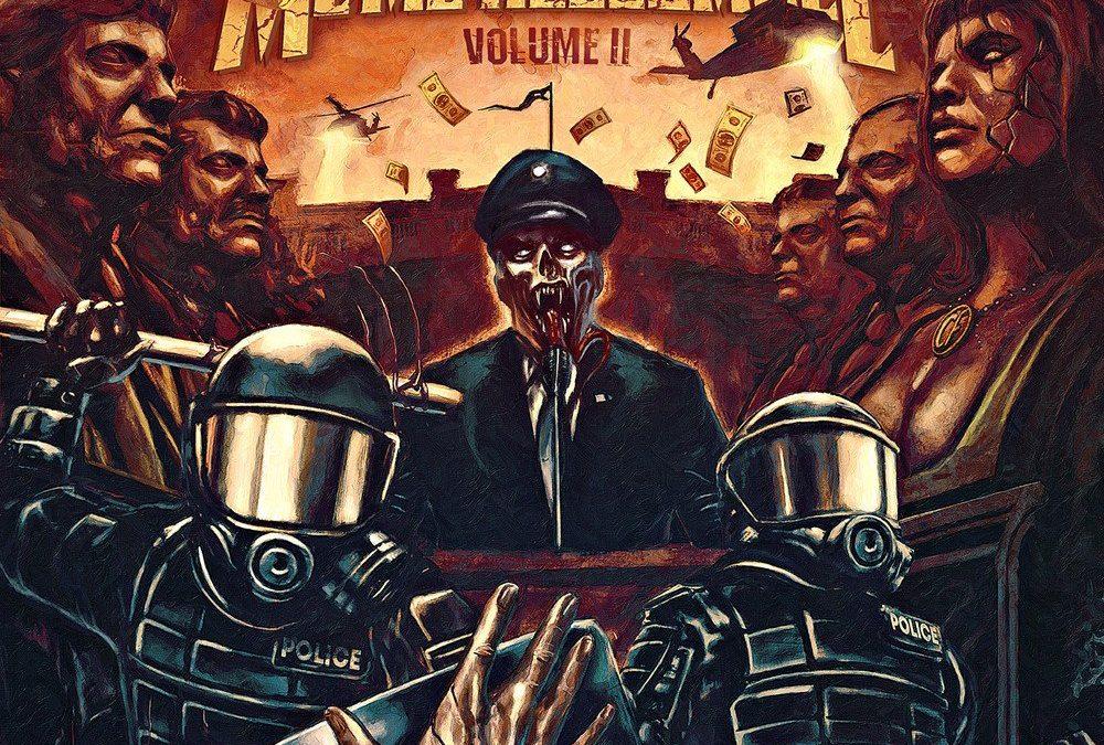 Metal Allegiance: Volume II. Power Drunk Majesty (2018)