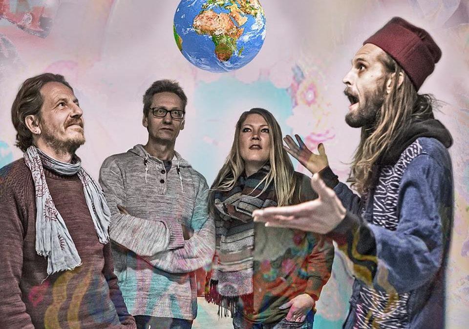 "Swifan Eolh & The Mudra Choir set to release ""The Key"""
