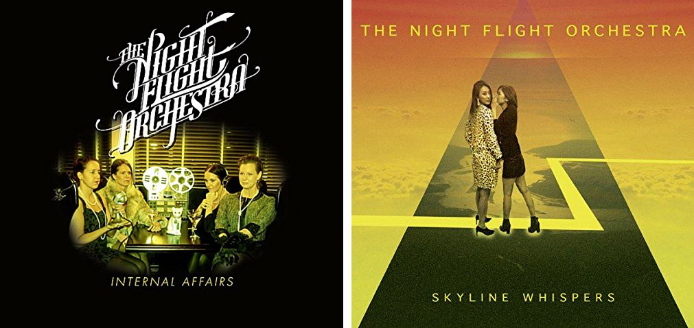 The Night Flight Orchestra: Internal Affairs (2012) / Skyline Whispers (2015)