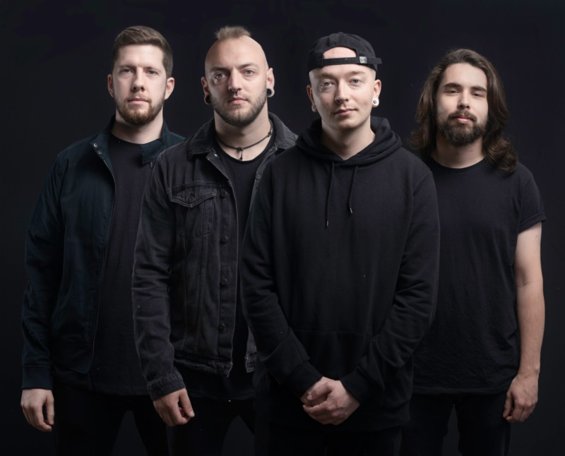 UK progressive metal band Borders sign with Long Branch Records