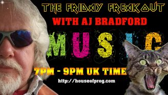 The Friday Freakout with AJ Bradford