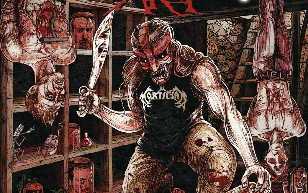 Corpsefucking Art: Splatterphobia (2018)
