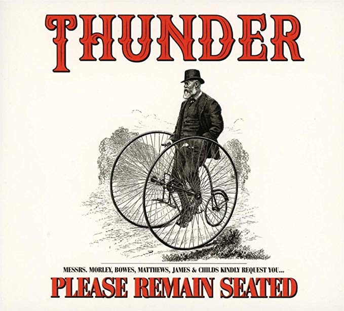 Thunder: Please Remain Seated (2019)