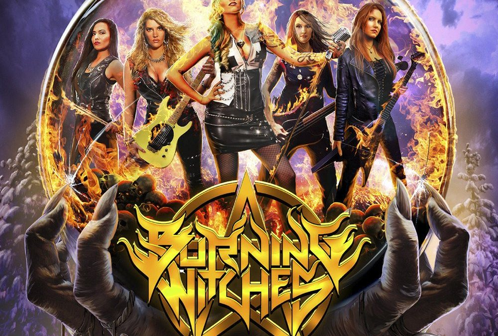 Burning Witches: Burning Witches + Burning Alive (2019)