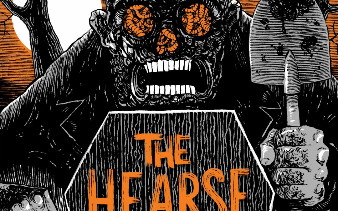 Slasher Film Festival Strategy and Anthony D. P. Mann: The Hearse Song (2017)