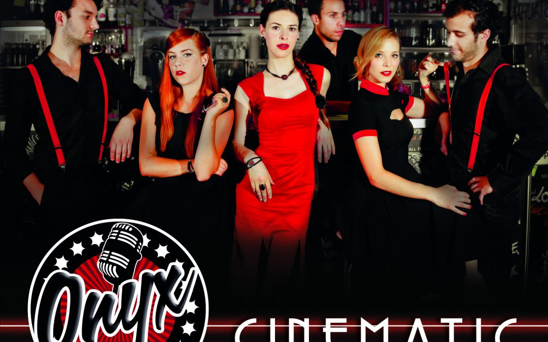 Onyx & The Red Lips: Cinematic (2019)