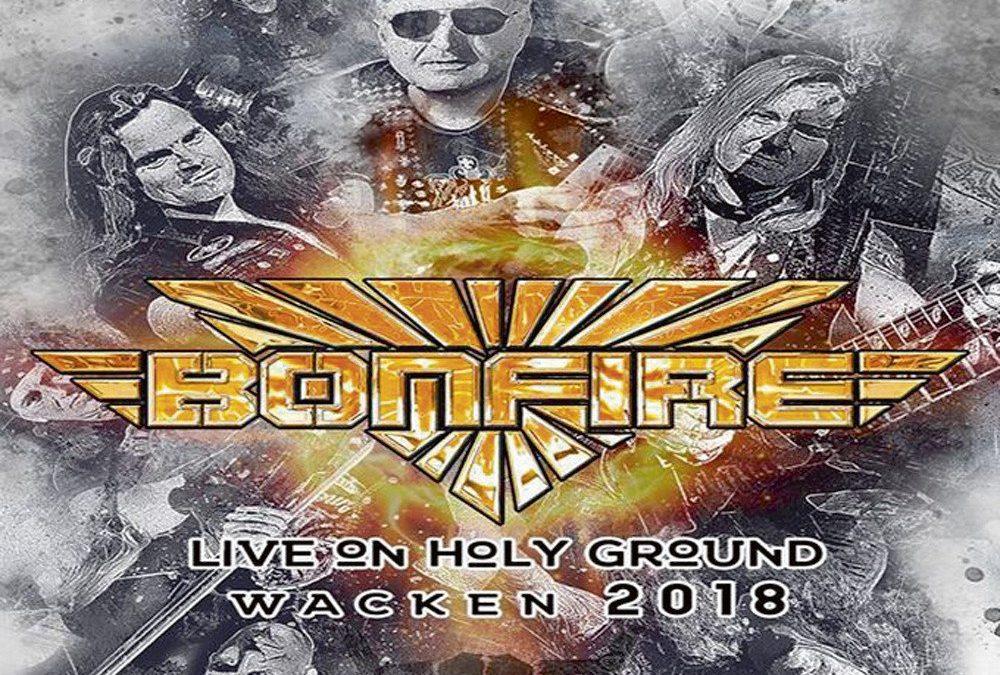 Bonfire: Live on Holy Ground – Wacken 2018 (2019)
