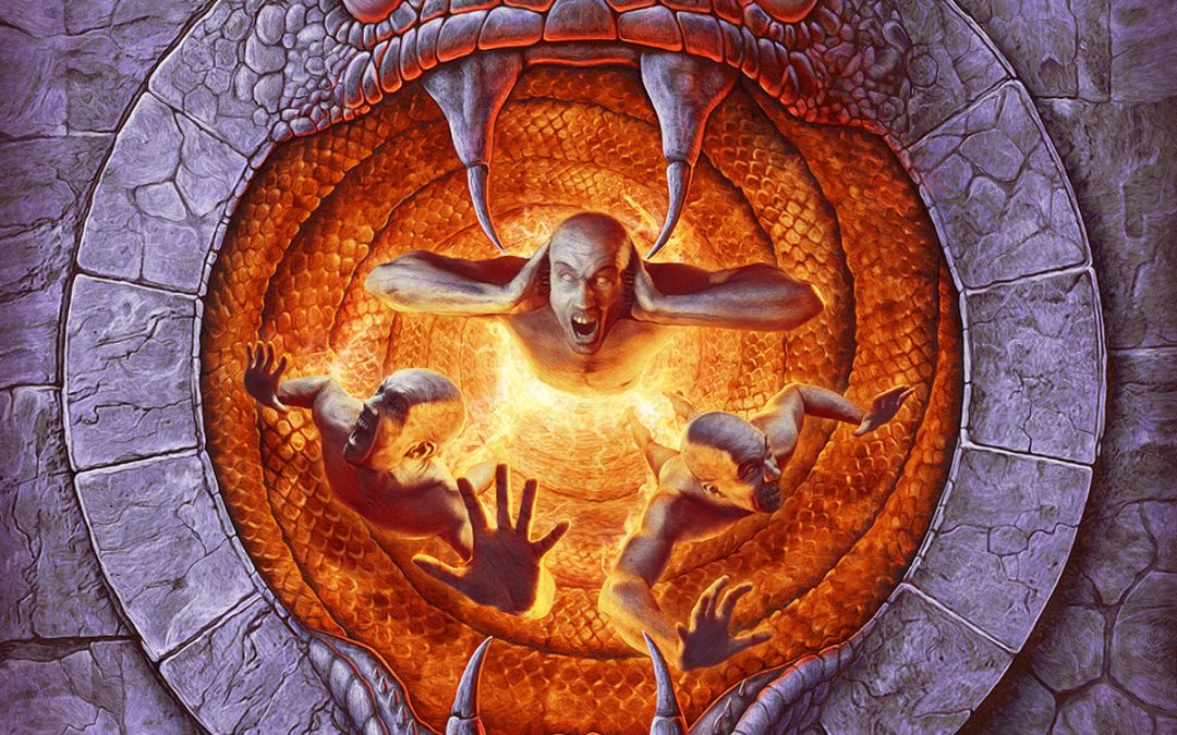 Forged in Black:  Descent of the Serpent (2019)