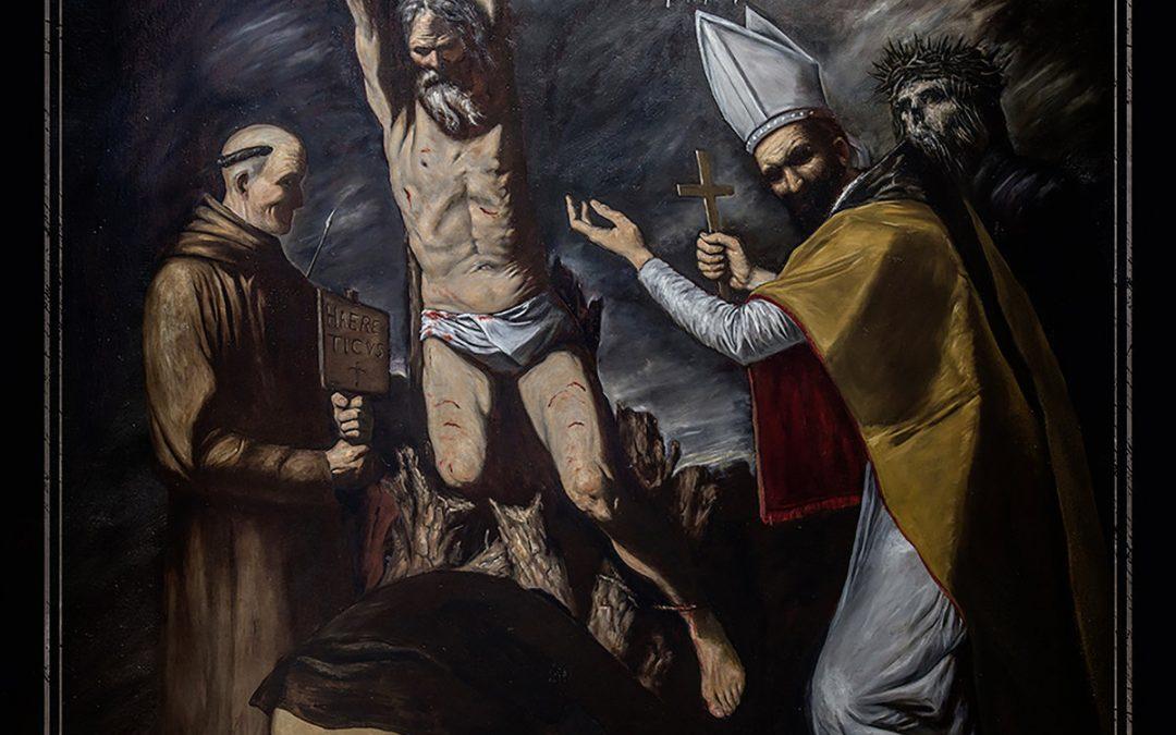 Rotting Christ: The Heretics (2019)
