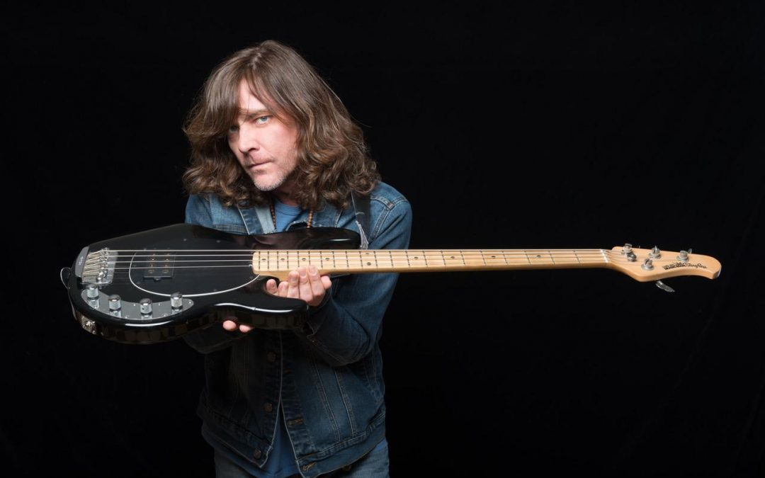 Cosmosquad bassist Kevin Chown set to join Sebastian Bach for US fall tour