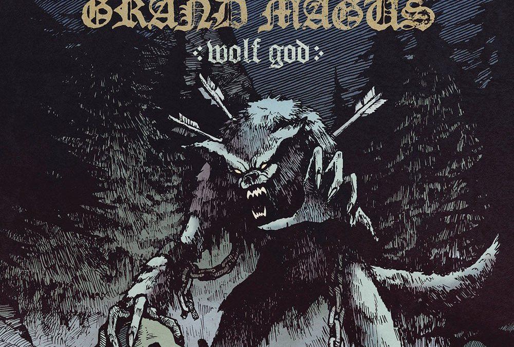 Grand Magus: Wolf God (2019)