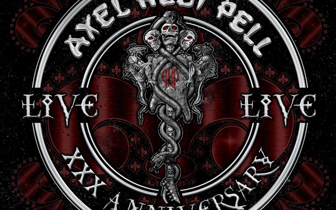 Axel Rudi Pell: XXX Anniversary Live (2019)