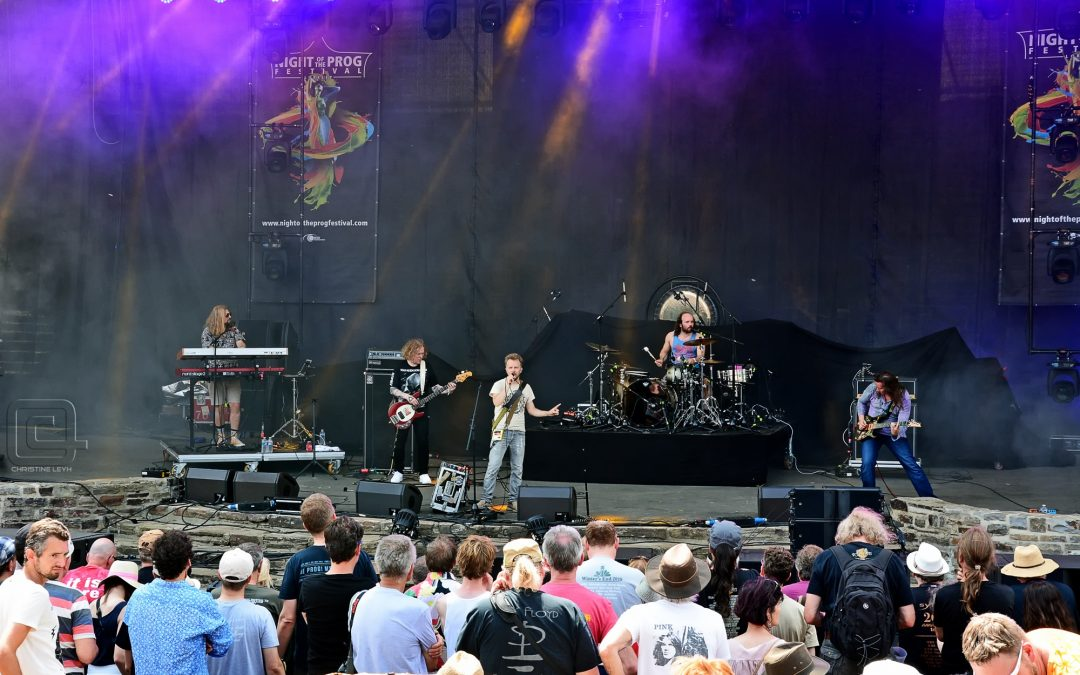 """Overhead release """"Live at Loreley"""""""