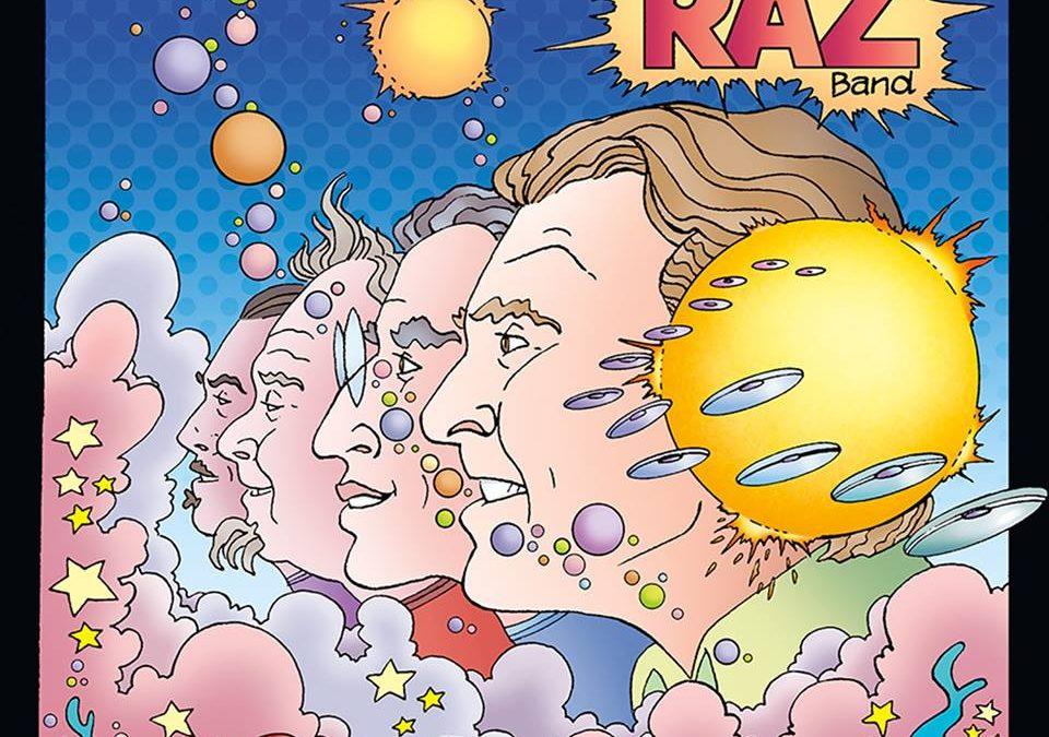 The Raz Band: #9 (2019)