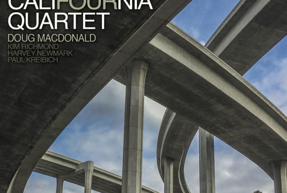Califournia Quartet: Califournia Quartet (2019)