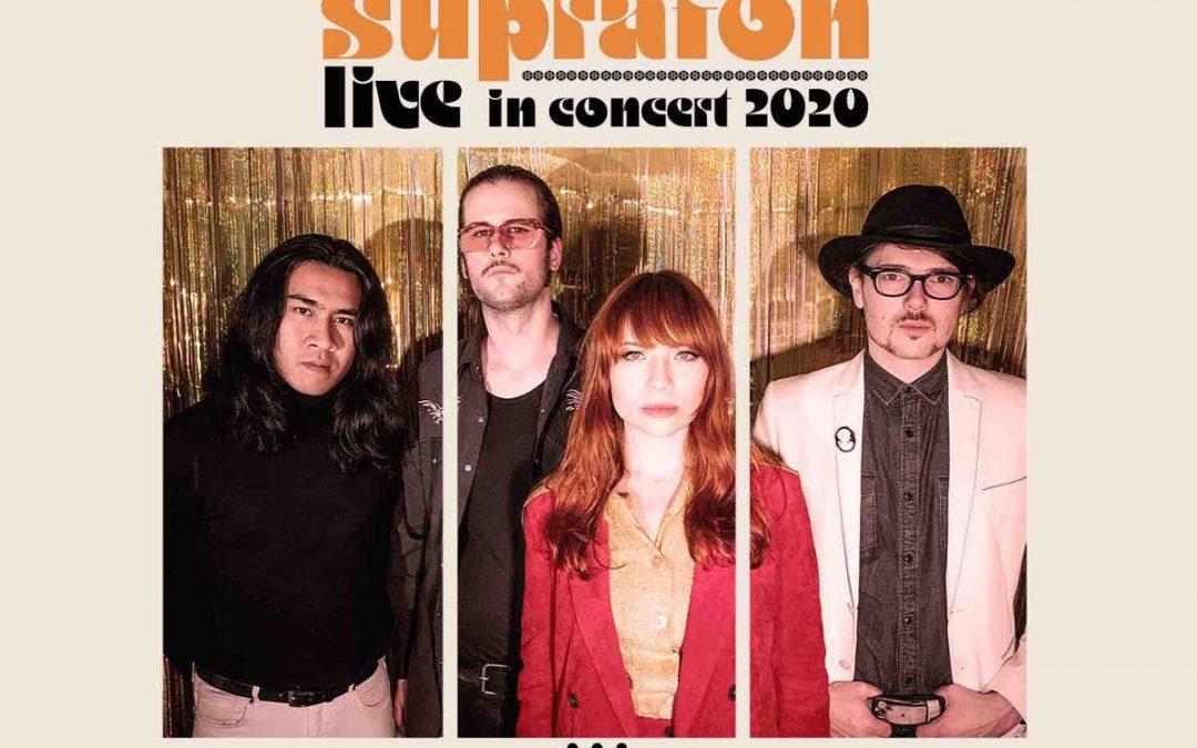 Suzan Köcher's Suprafon live in concert 2020