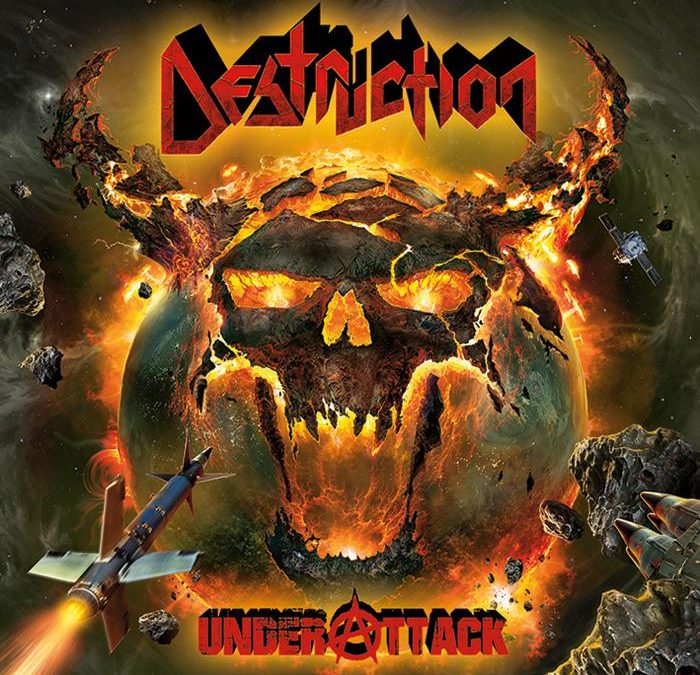 Destruction: Under Attack (2016)
