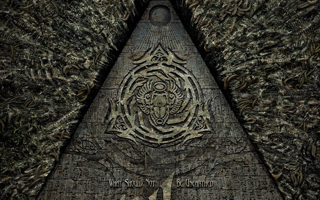 Nile: What Should Not Be Unearthed (2015)